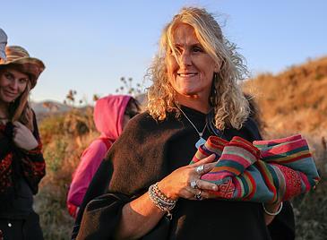 Shaman Isabella Stoloff