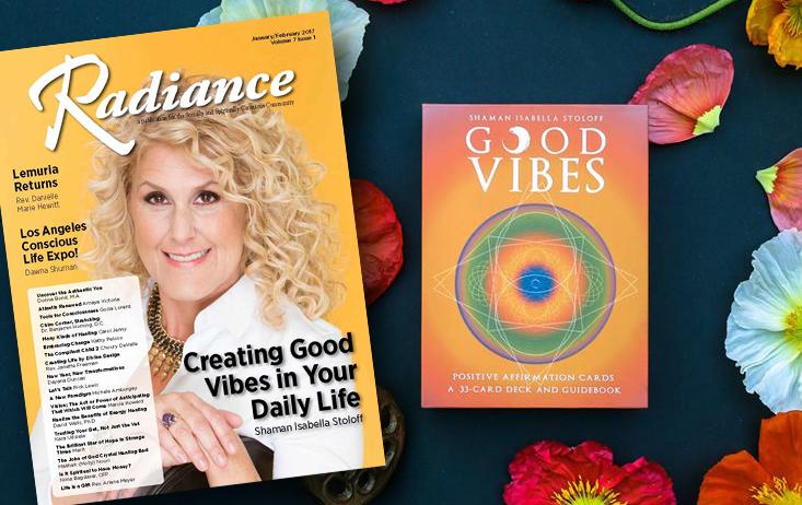 Awakening Code Radio: Creating Good Vibes with Shaman Isabella
