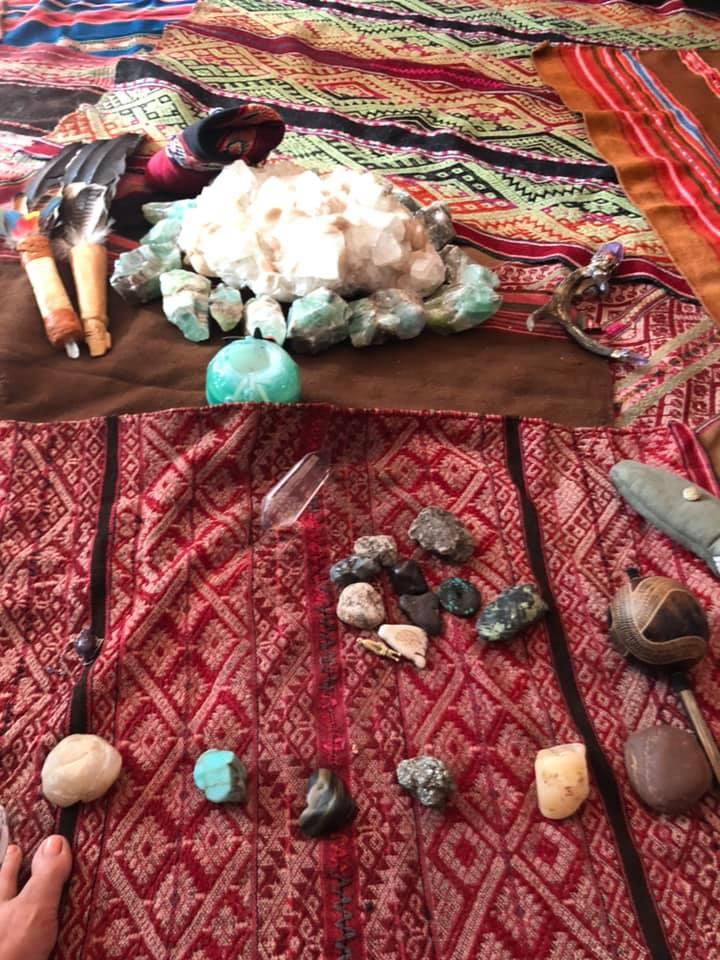 shamanic healing gathering